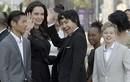 Angelina Jolie lần đầu nói về chuyện ly hôn Brad Pitt