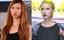 """Cú """"lột xác"""" nhan sắc của người mẫu cao 1m90 Hồng Xuân"""