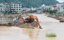 Nhiều khu vực tại tỉnh Sơn La bị ngập úng do mưa lũ