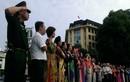 Những hình ảnh rơi nước mắt trong lễ diễu binh mừng Quốc khánh