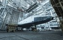 Cận cảnh tàn tích tàu con thoi của Liên Xô ở Kazakhstan