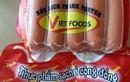 Xúc xích Viet foods chứa chất gây ung thư: Có thể nhiễm độc nặng