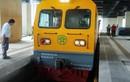 Tàu bất ngờ chạy trên tuyến đường sắt Cát Linh-Hà Đông