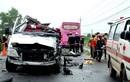 Phó Thủ tướng chỉ đạo làm rõ vụ TNGT 2 xe khách tông nhau
