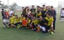 Hương Sen bế mạc giải bóng đá chào 2014