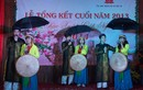 Toàn cảnh lễ tổng kết năm 2013 của Hương Sen qua ảnh