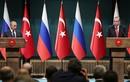 TT Putin: Nga-Thổ Nhĩ Kỳ góp phần chấm dứt chiến tranh Syria