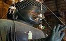 Nghi lễ làm sạch tượng Đại Phật ở Nara