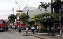 Hiện trường kinh hoàng cháy nhà 5 tầng ở Xuân Mai, Hà Nội