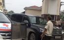 Chặn xe cứu thương biển tỉnh vào BV Bạch Mai: Đình chỉ 2 bảo vệ