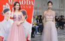 Soi những lần Ngọc Trinh diện váy nhái từ nhà mốt quốc tế