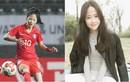 Nữ cầu thủ Hàn Quốc vừa tài năng vừa xinh như hot girl