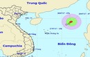 """Đường đi """"lạ"""" của áp thấp nhiệt đới mới trên Biển Đông"""
