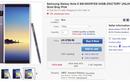Samsung Galaxy Note 8 phiên bản 2 SIM, giá dưới 800 USD gây sốt