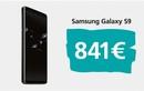 Đã có giá Galaxy S9/ Galaxy S9+, ngang ngửa iPhone X