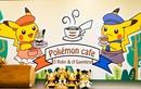 Quán cafe Pokemon nơi quy tụ của những game thủ hoạt hình