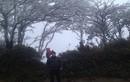 Dân phượt rủ nhau tìm băng giá ở Cao Bằng