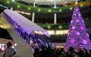 Lượn phố Hà Nội tràn đầy màu sắc lễ Giáng sinh