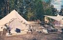 Ngôi làng cắm trại mang phong cách vintage hớp hồn giới trẻ
