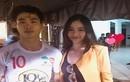 Fan nữ người Đà Nẵng xinh như hot girl hâm mộ Công Phượng