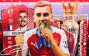 """Chuyển nhượng bóng đá mới nhất: Arsenal """"chơi khô máu"""" với M.U"""