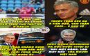 """Ảnh chế bóng đá: Mourinho """"nói một đằng, làm một nẻo"""""""
