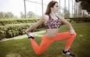 Mỹ nữ thể thao thích cau có nổi tiếng giờ ra sao?