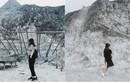 """Giới trẻ thích thú với """"núi tuyết trời Âu"""" ngay gần Hà Nội"""
