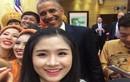 Gặp lại cô gái Việt từng được selfie với Tổng thống Mỹ Obama