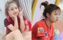 Hút hồn nhan sắc người đẹp mới nổi của bóng đá Việt