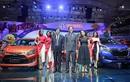 """Soi dàn xe Toyota """"mới cứng"""" tại triển lãm ôtô VMS 2017"""