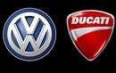 Volkswagen sẽ không bán thương thiệu môtô Ducati