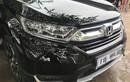 """""""Hàng nóng"""" ôtô Honda CR-V 7 chỗ lăn bánh ở Hà Nội"""