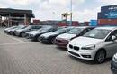 Tiền lưu kho bãi lô xe BMW trốn thuế lên đến tiền tỷ