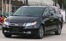 Honda Odyssey nhập Mỹ giá 3,8 tỷ đồng tại Việt Nam