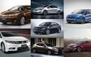 Top xe ôtô sedan hạng C bán chạy nhất Việt Nam