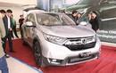 Cận cảnh Honda CR-V 7 chỗ bản rẻ nhất Việt Nam