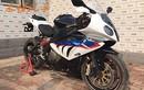 """Xế nổ Tàu Benelli BN600i """"mượn xác"""" siêu môtô BMW S1000RR"""