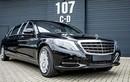 Cận cảnh Mercedes-Maybach S600 Pullman giá 18,8 tỷ đồng