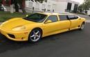 """Siêu xe Ferrari độ limousine 7 chỗ """"thét giá"""" 2,15 tỷ đồng"""