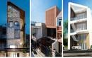 10 mẫu nhà phố thiết kế phá cách đáng học tập