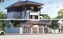 10 mẫu biệt thự 3 tầng mái thái mới nhất 2018