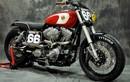 """Harley-Davidson Dyna """"lột xác"""" môtô tracker đường phố"""