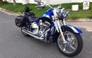 """""""Xế nổ"""" Harley-Davidson CVO Softail giá 750 triệu tại VN"""