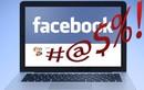 Đàn ông thích chửi thề trên mạng xã hội Facebook