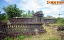 Thăm lăng mộ phi tần nổi tiếng dưới triều vua Tự Đức