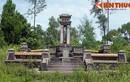 Thăm ngôi mộ chung của hai thủ lĩnh cuộc khởi nghĩa Duy Tân