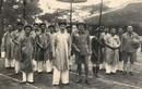 Ảnh hiếm: Vua Bảo Đại tuần du miền Trung năm 1932-1933