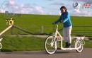Quy trình biến máy chạy bộ thành xe đạp siêu dị