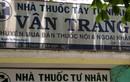 Nhà thuốc Vân Trang
